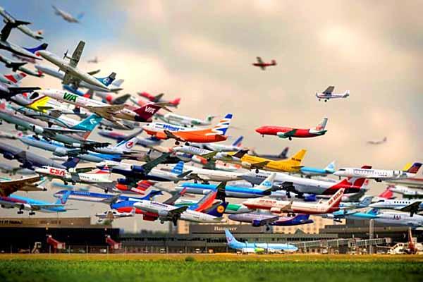 ავიაკომპანიების მისამართები, ტელეფონები